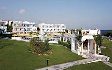 Foto Hotel Serita Beach in Anissaras ( Heraklion Kreta)